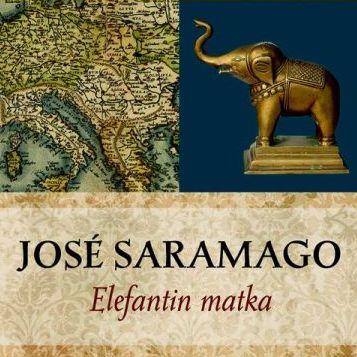 José Saramago: Elefantin matka