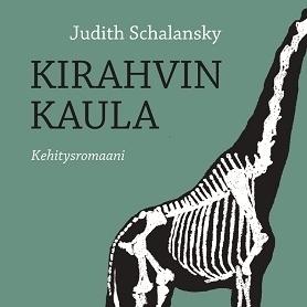 Judith Schalansky: Kirahvin kaula. Kehitysromaani