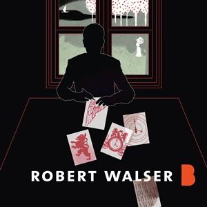 Robert Walser, Konttoristi