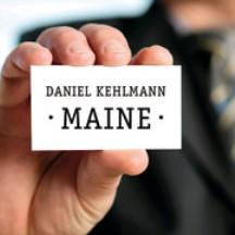 Daniel Khelmann: Maine