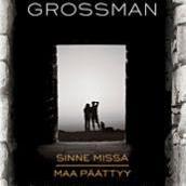 David Grossman: Sinne missä maa päättyy