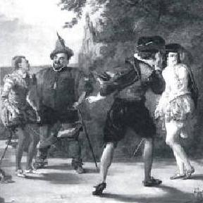 Shakespeare: Loppiaisaatto